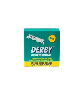 Derby Professional Single Edged žiletky