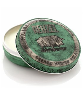 Reuzel Green Grease Medium Hold Piglet Pomádé 113g