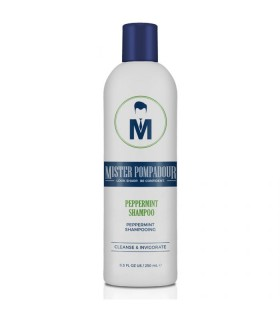 Mister Pompadour Peppermint Shampoo Borsmenta Hajsampon 236ml