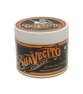 Suavecito Strong Hold hajpomádé 113 g