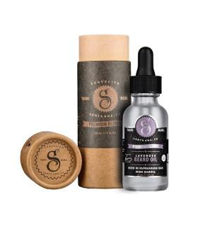 Suavecito Lavender szakállápoló olaj 30 ml