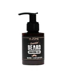 Essential Beard Átlátszó Borotvagél szakállra 100ml