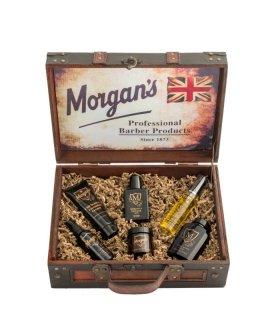 Morgan's Luxury Gentleman Gift Case Luxus Úriember Ajándékszett Táska