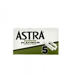 Astra Platinum Borotvapenge 5db