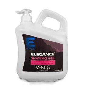 Elegance Venus Shaving Gel, Vénusz Borotválkozó Gél 2L