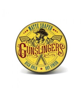 Gunslingers Matte Shaper Hajpaszta 75 ml
