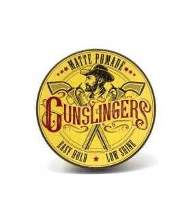 Gunslingers Matt Hair Cream Hajkrém 75 ml