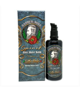 Barber Mind Spirit After Shave Balzsam 100ml