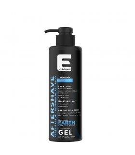 Elegance Earth After Shave Gel, Earth Borotválkozás Utáni Balzsam férfiaknak 500ml