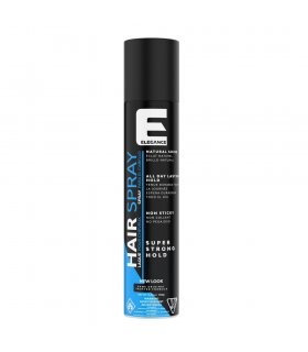 Elegance Extra Strong Hold Hair Spray, Extra Erős Tartású Hajspray 400ml
