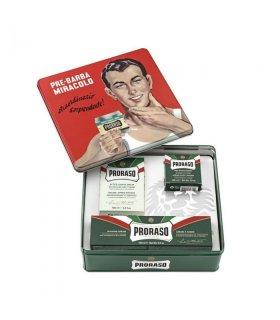 Proraso Vintage Gino Ajándékszett Borotválkozáshoz