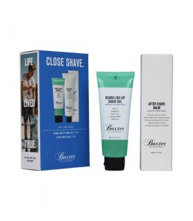 Baxter of California Close Shave Borotválkozási Ajándékcsomag