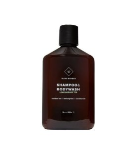 Blind Barber Lemongrass Tea Body & Hair Shower Gel 350 ml