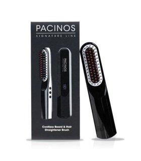 Pacinos Elektromos haj és szakáll kefe (vezeték nélküli)