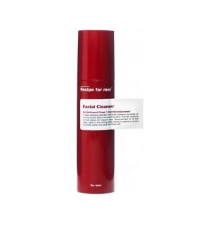 Recipe for men Facial Cleanser Arctisztító zselé