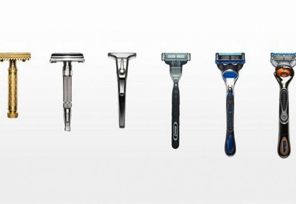 A borotválkozás története: borotválkozási eszközök