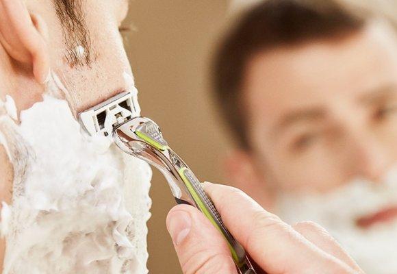 Hogyan borotválkozz megfelelően 2. rész: Borotválkozás