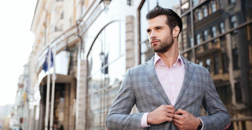 7 leggyakoribb hiba, amit a férfiak öltözködés közben elkövetnek