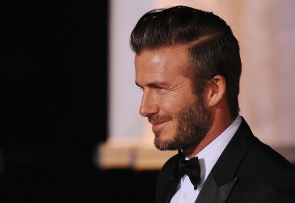 David Beckham tökéletes frizurájának titka leleplezve!