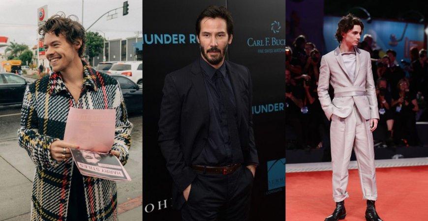 Férfi divatikonok: férfiak, akik az öltözködésükkel meghatározták, ahogy mi öltözködünk